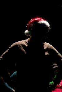 Erik in Kerstsfeer